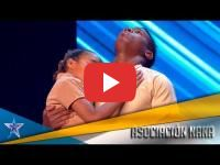 Minor migrants from Melilla impress the jury of Spain's Got Talent with their emotional performance