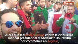 Tunisie: Les soutiens de Kaïs Saïed reprennent une chanson des ultras du Raja
