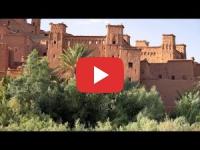 Le Ksar Ait-Ben-Haddou dans le sud du Maroc