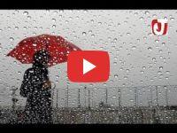 زخات مطرية عاصفية اليوم وغدا الجمعة بعدة مناطق من المملكة