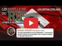Les détricoteuses de Mediapart tire le fil du Hirak d'Al Hoceima