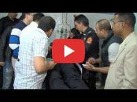 الحسيمة .. إصابة عدة عناصر من القوات العمومية في مواجهات مع متظاهرين، إصابة ثلاثة منهم خطيرة