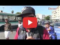 فوضى وتدافع أمام شبابيك بيع تذاكر مباراة الوداد البيضاوي واتحاد العاصمة الجزائري