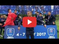 PSG Academy Cup : Le Maroc, champion du monde pour l'année 2017