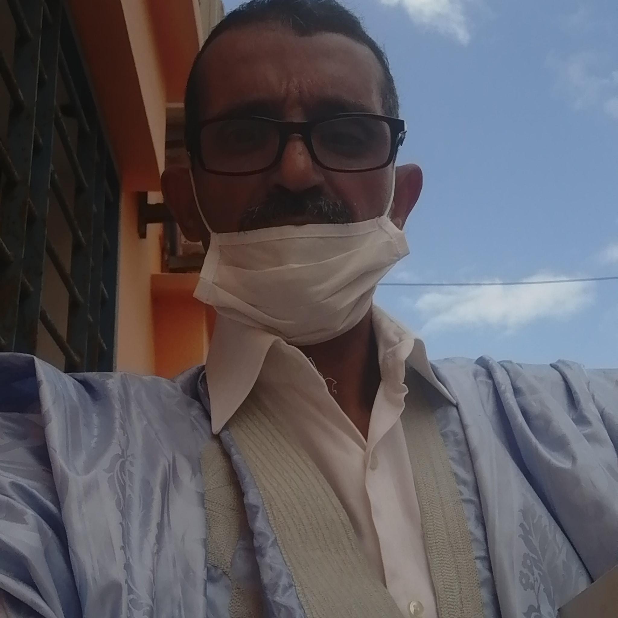 L'ancien haut officier du Polisario, Bahi Larbi Ennas,  a regagné le Maroc en 1992. / DR