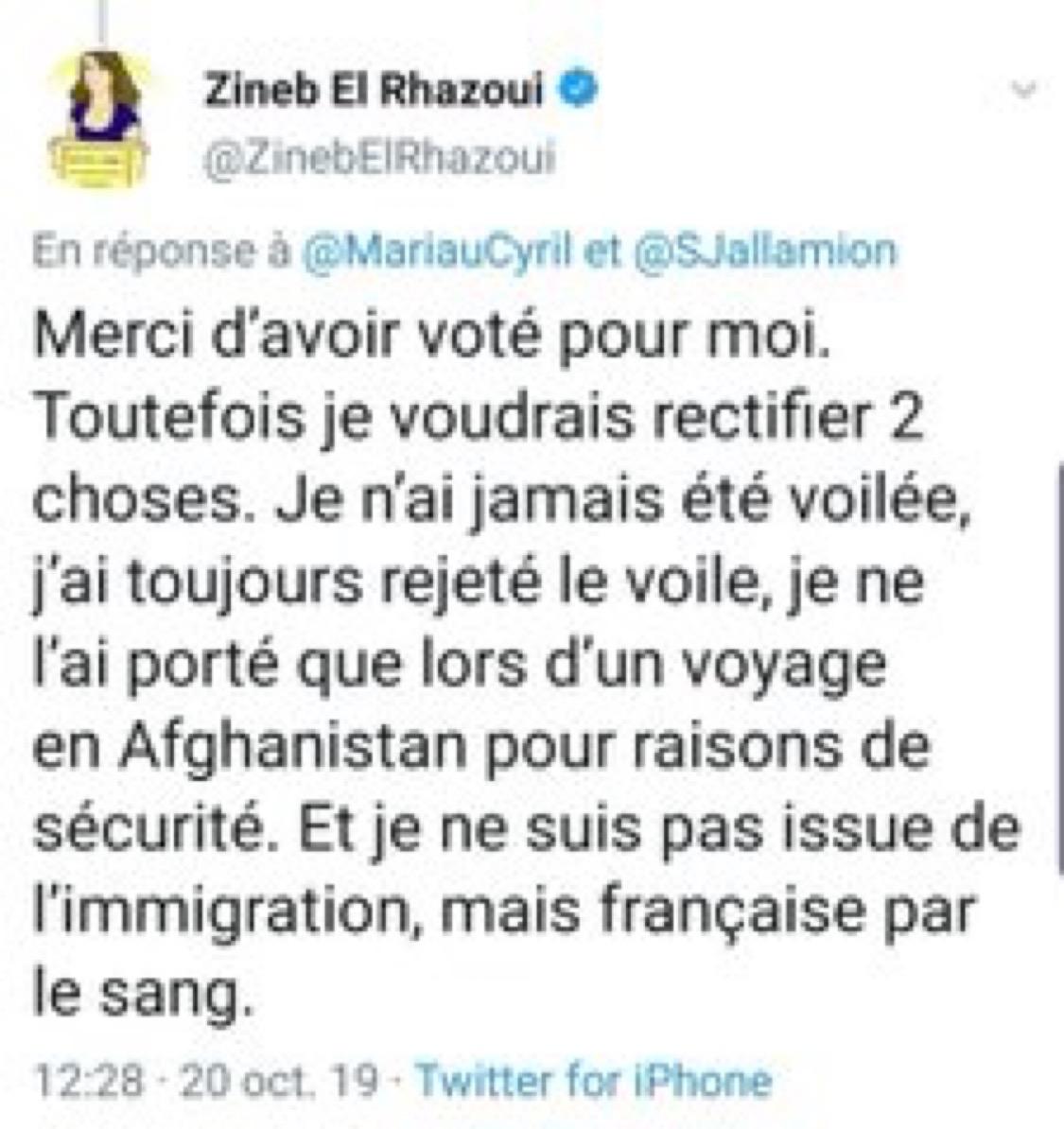 Zineb El Rhazoui porte plainte contre Booba