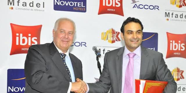 Le groupe Mfadel a signé un partenariat avec le groupe Accor pour un hôtel Novotel et un hôtel Ibis à Mohammedia / DR