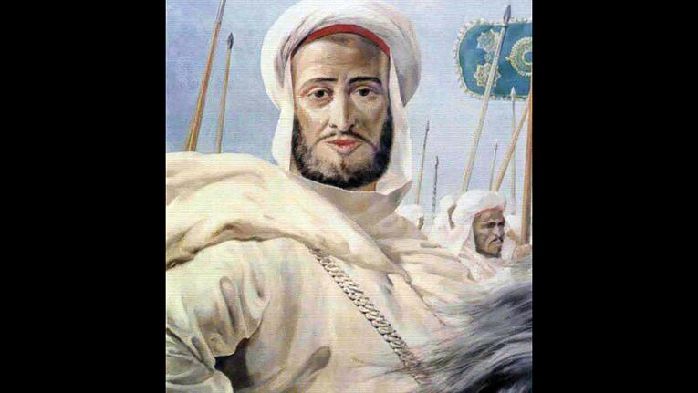 Portrait de Moulay Ali Cherif. / Ph. Zamane
