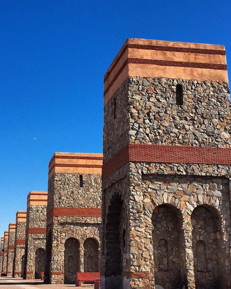 Les 7 tours de Bab Doukkala à Marrakech en hommage aux Sept Saints. / Ph. DR