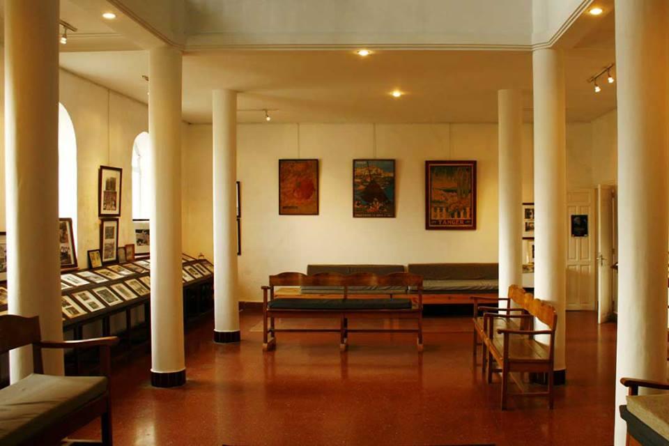 L'ancienne synagogue Mordechai Bengio a donné lieu au Musée de la Fondation Lorin depuis les années 1990. / Ph. TangHeritage