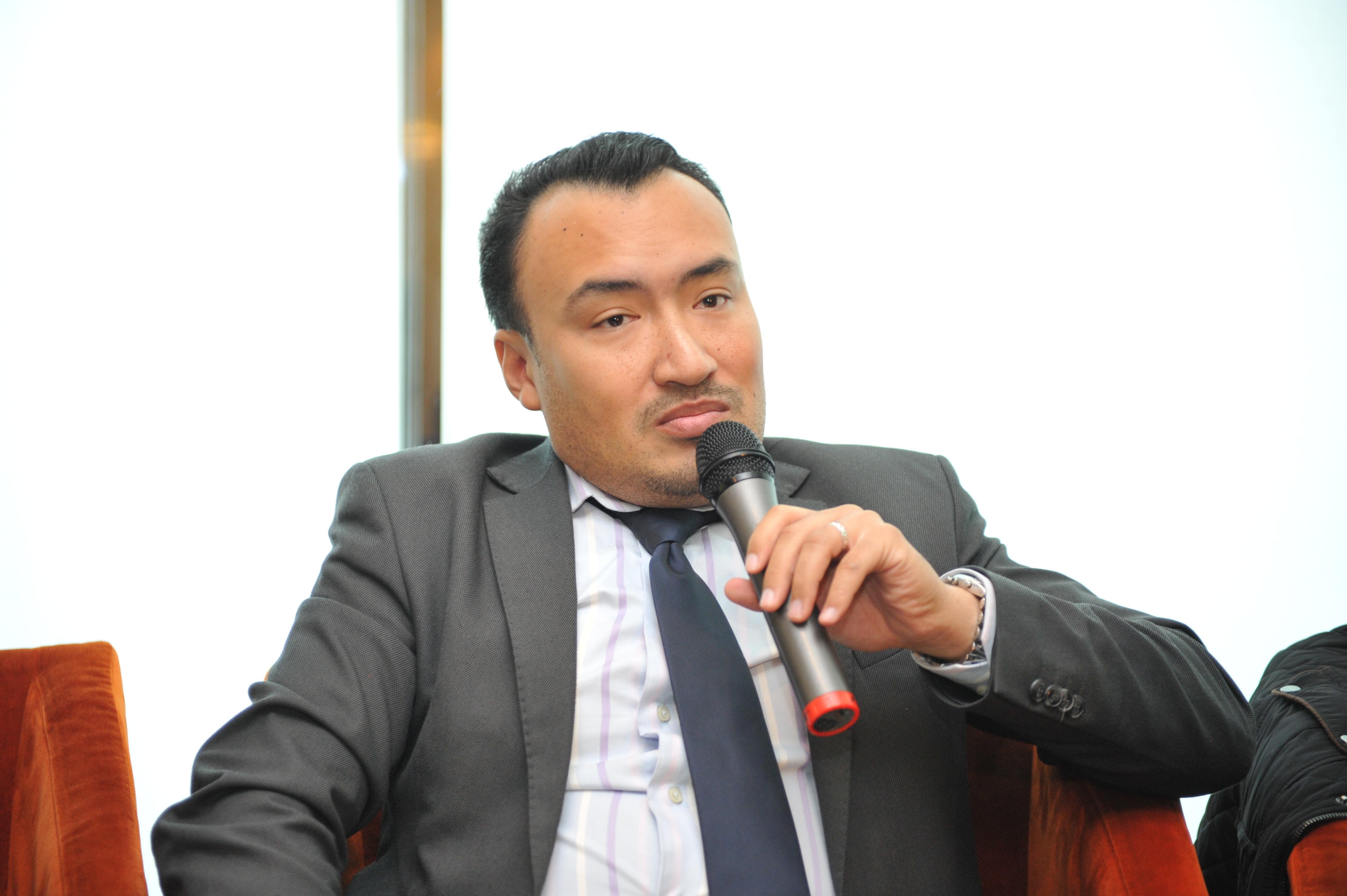 Amine Diouri, directeur Etudes et communication chez Inforisk. / DR