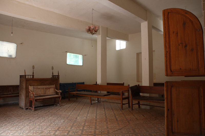 La synagogue de Rabbi Haïm Ben Diwan. / Ph. Diarna