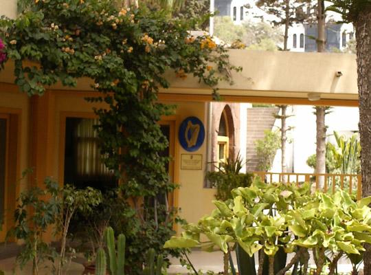 Ireland's honorary consulate in Agadir. / Ph. DR