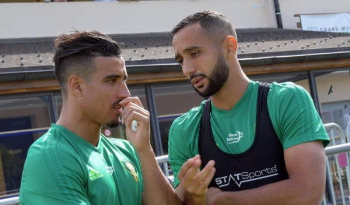 Bouhaddouz ou le luxe de marquer contre son propre camp — Maroc-Iran