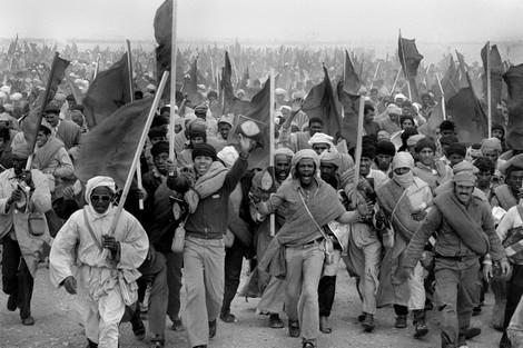 La Marche verte du 6 novembre 1975. / Ph. DR