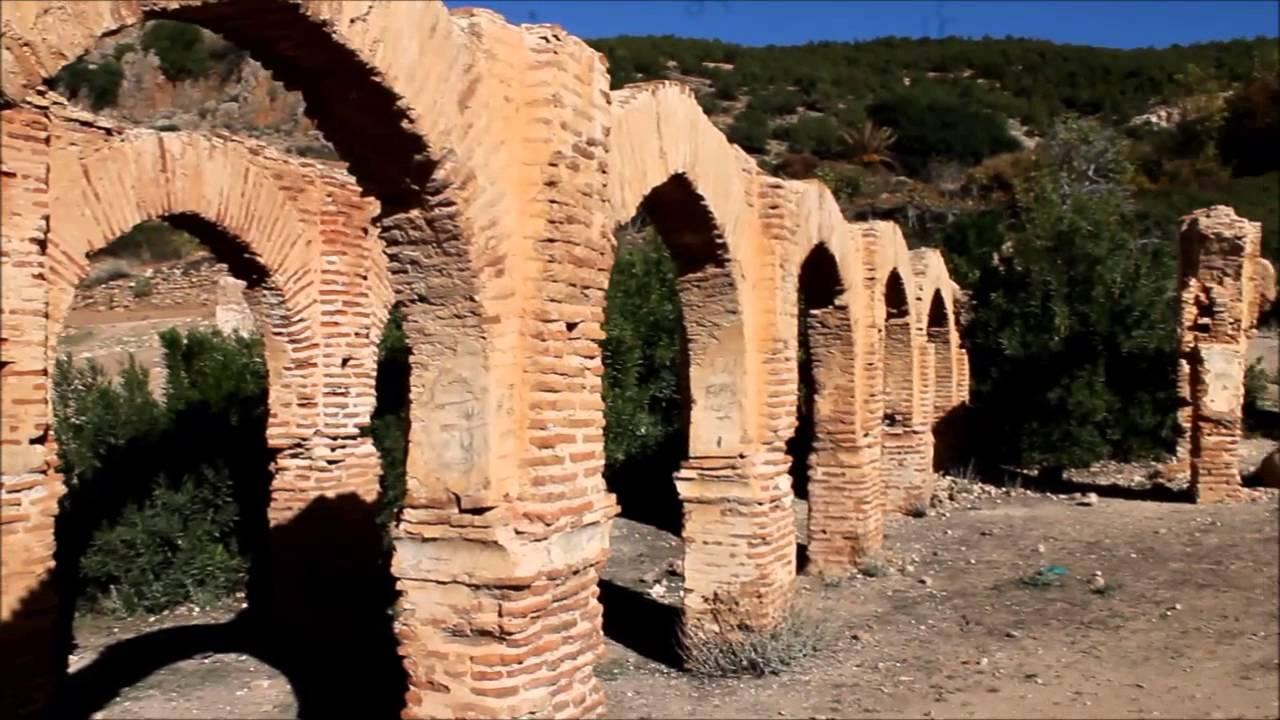 Des ruines de la Zaouia de Dila près de Khénifra. / Ph. DR