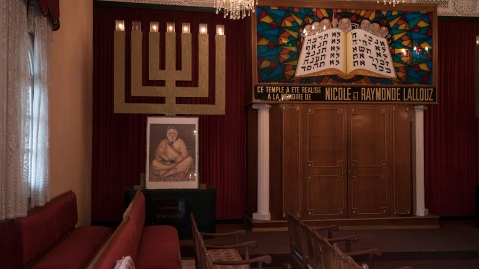 Le sanctuaire des Ben Zmirou. / Ph. Marocopedia