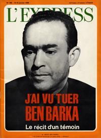 La Une de L'Express du 10 janvier 1966. / Ph. DR