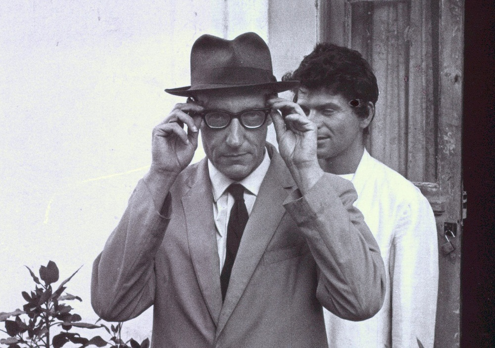 William Burroughs à Tanger