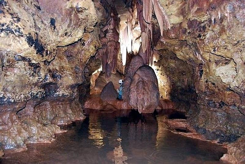 Les grottes de Win-Timdouine./Ph.DR