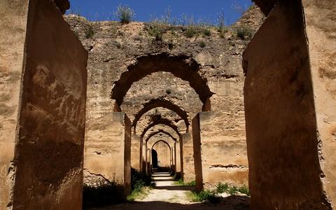 Hri Souani à Meknes. / Ph.DR