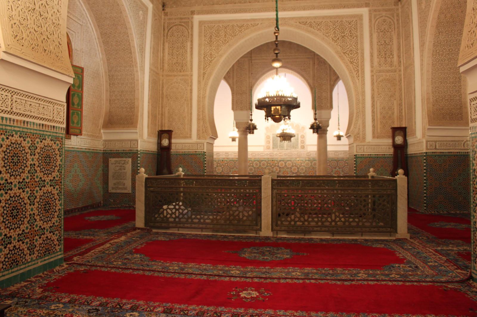 Mausolée Moulay Ismail à Meknes. / Ph.DR