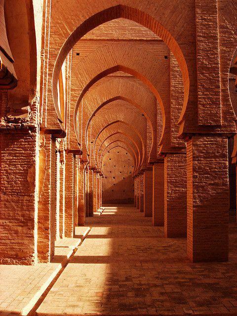La mosquée de Tinmel. /Ph. DR